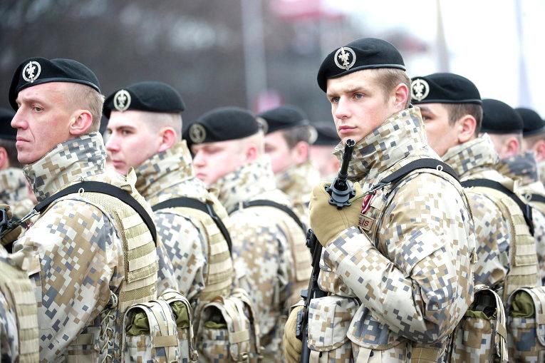 США одобряют решение Латвии повысить оборонные расходы