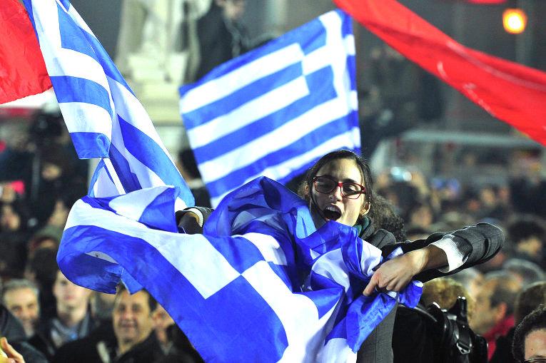 Немецкое СМИ: Греция — яблоко раздора между Западом и Востоком