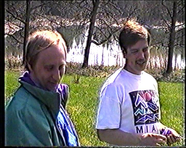 В интернете торгуют домашним видео 1992 года с участием Путина