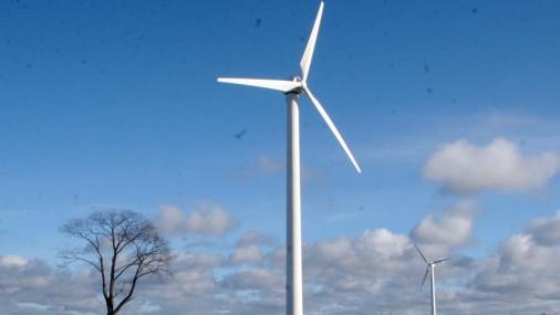 40% электроэнергии Дании произвели ветряки