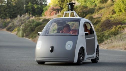 General Motors с Google будут создавать беспилотные автомобили
