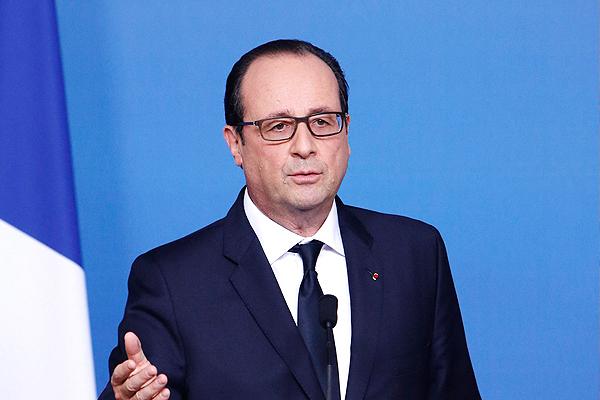 Олланд выступил за отмену санкций
