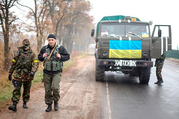 Украина просит Запад подать на армию