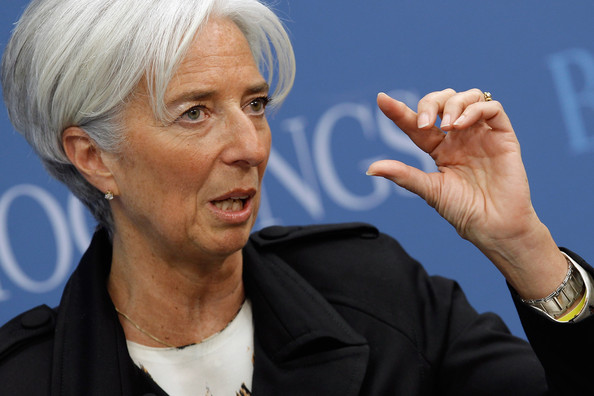 МВФ даст денег Украине только при условии стабилизации обстановки