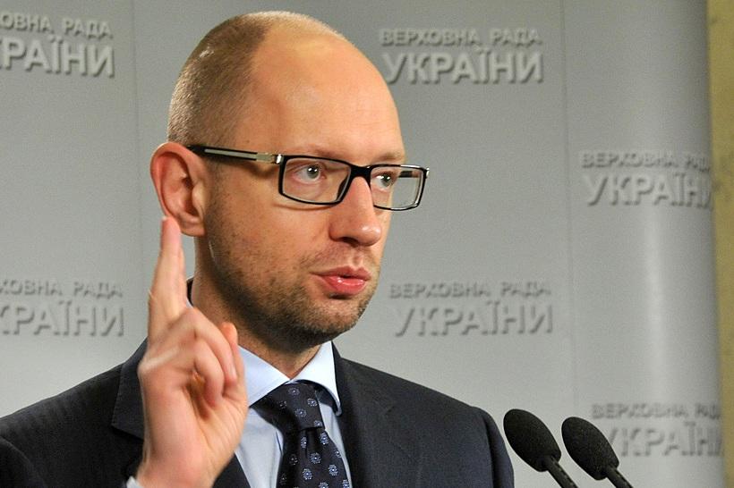 В Германии назвали слова Яценюка о вторжении СССР «выражением свободы слова»