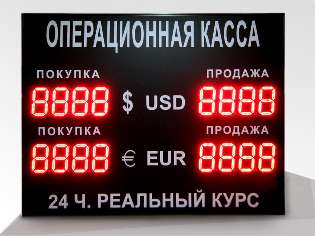 В России резко подорожали евро и доллар