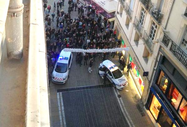 Новый захват заложников произошел в Монпелье во Франции