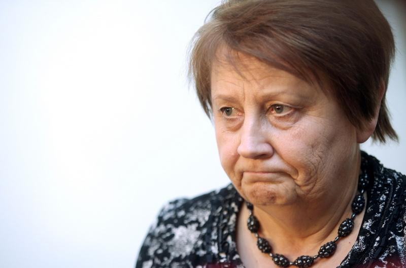Жители Латвии поставили Страуюме «тройку с минусом»