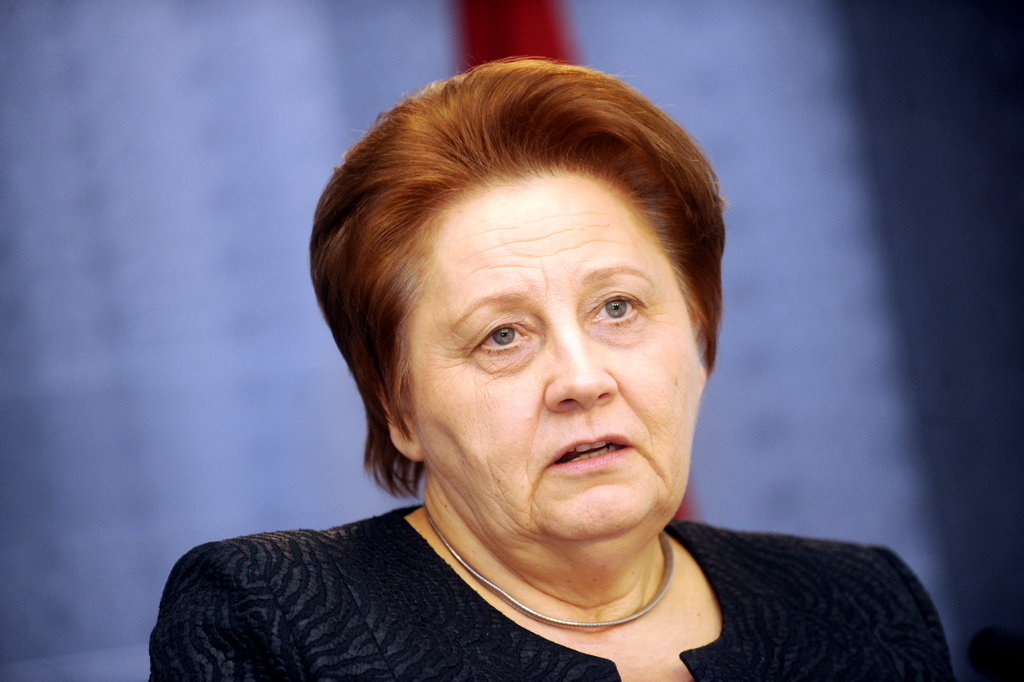 Страуюма: я бы не поехала на празднование 9 мая в Москву