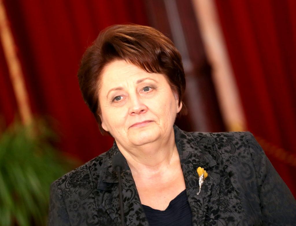 Страуюма: средства, сэкономленные на «World Expo», нужно вложить в имидж Латвии