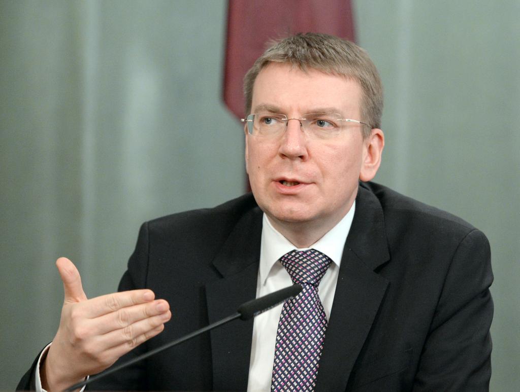 Ринкевич: первый месяц председательства в ЕС пройден успешно
