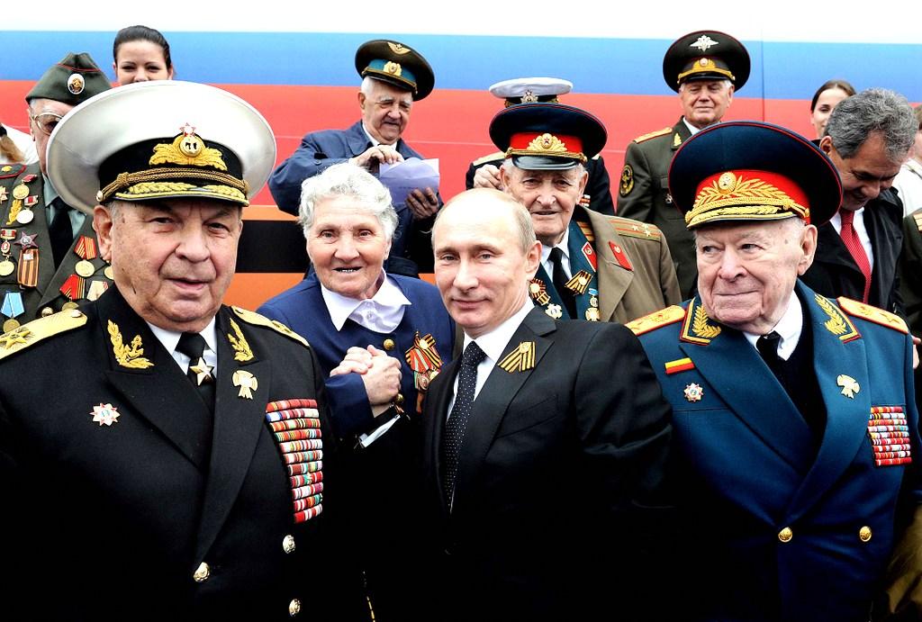 Путин назвал украинскую армию натовским легионом