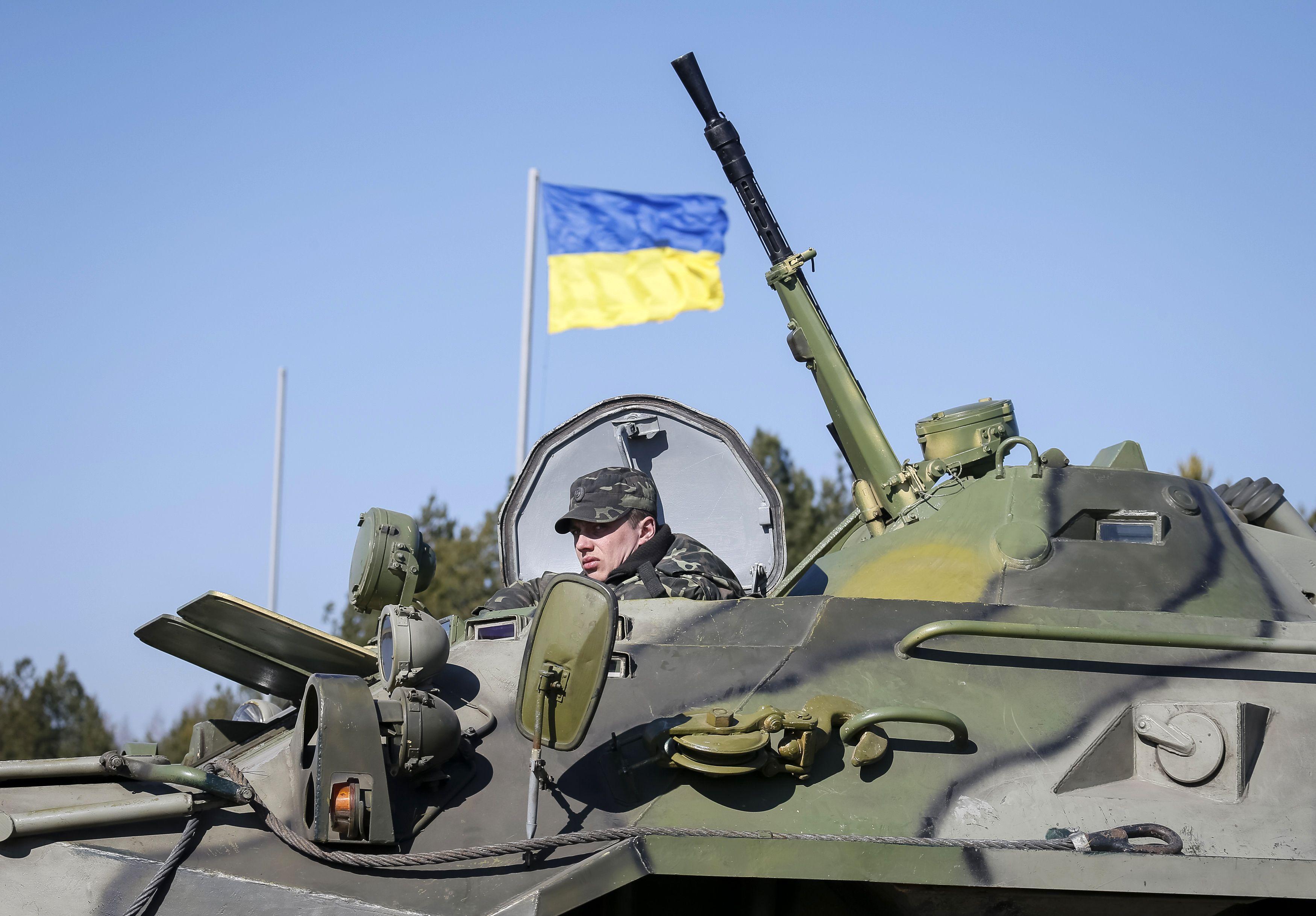 На Украине началась очередная мобилизация