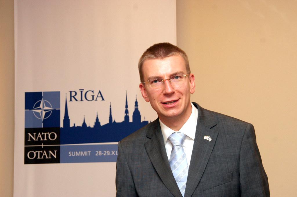 Ринкевич встретится с госсекретарем США