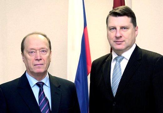 Вешняков: Латвия не должна опасаться за свою безопасность