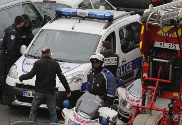 Застрелился комиссар полиции, работавший над делом Charlie Hebdo