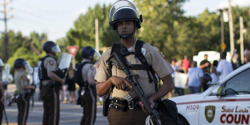 В США полицейские снова застрелили подростка