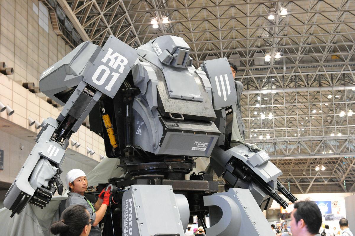 На Amazon предлагают человекообразного робота за миллион долларов