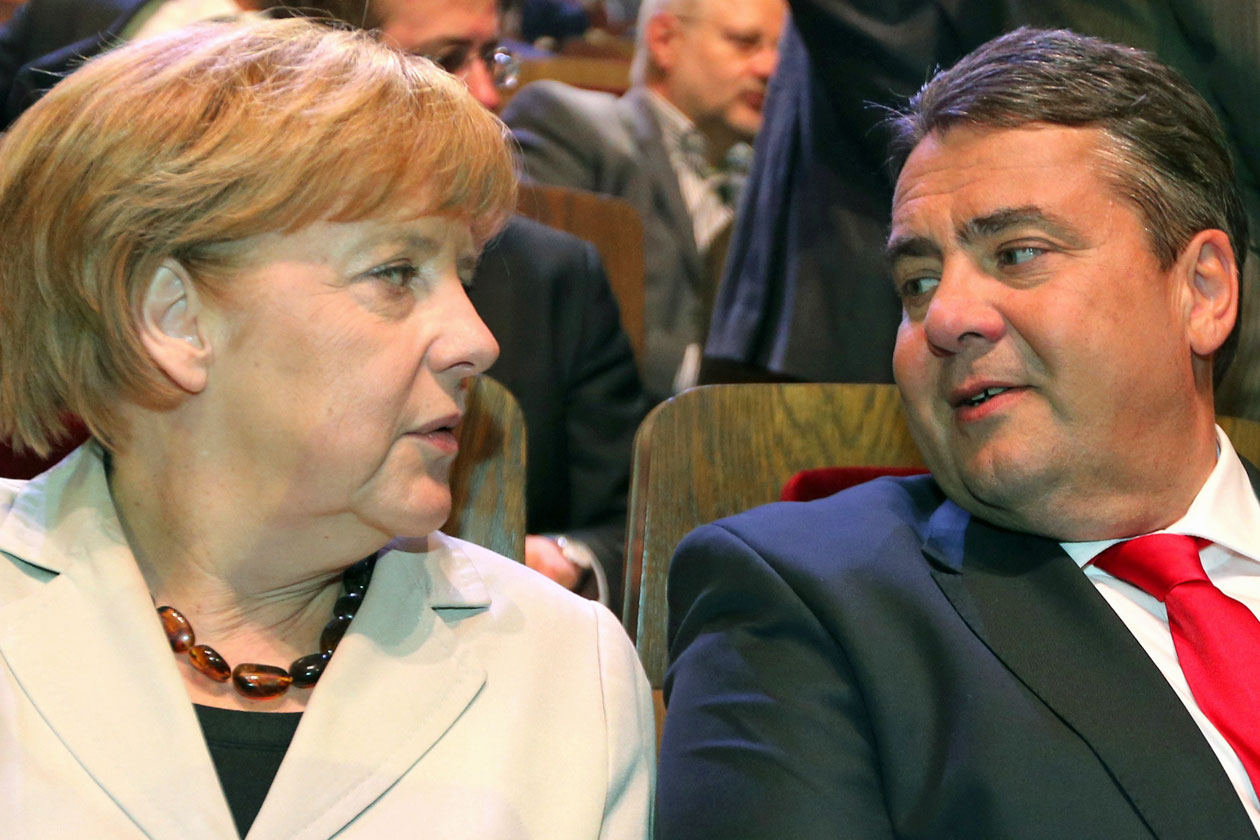 Вице-канцлер ФРГ предупредил Европу об опасности антироссийских санкций