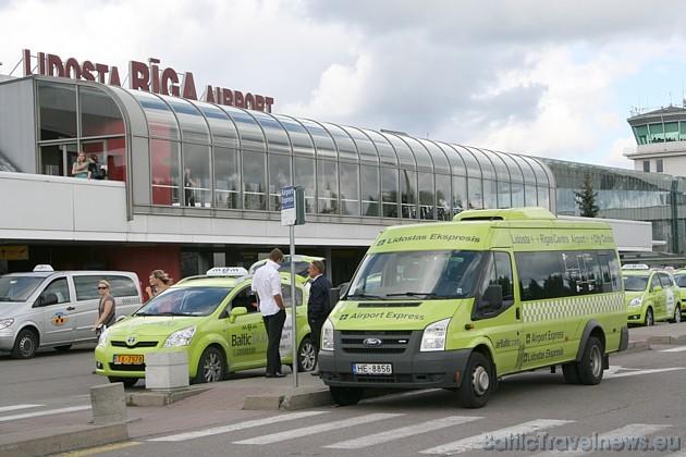 В аэропорту «Рига» назначен ответственный за безопасность