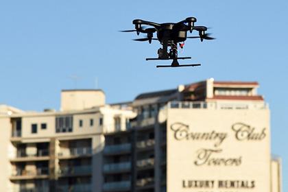 Крупнейший производитель ограничит полеты своих дронов над запретными зонами
