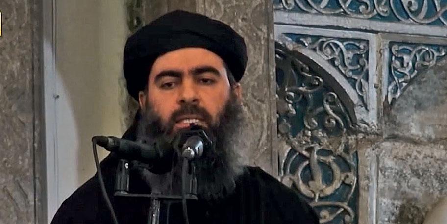 Власти Ирака сообщили о серьезном ранении главаря «Исламского государства»