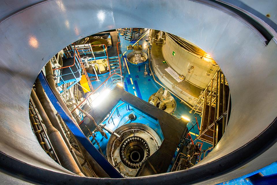 Саласпилсский реактор хотят демонтировать за 5,5 млн. евро