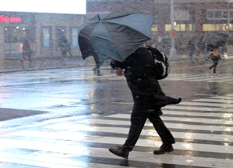 В Латвии опять усилится ветер