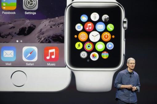 Apple догоняет Samsung и сообщает о рекордных доходах