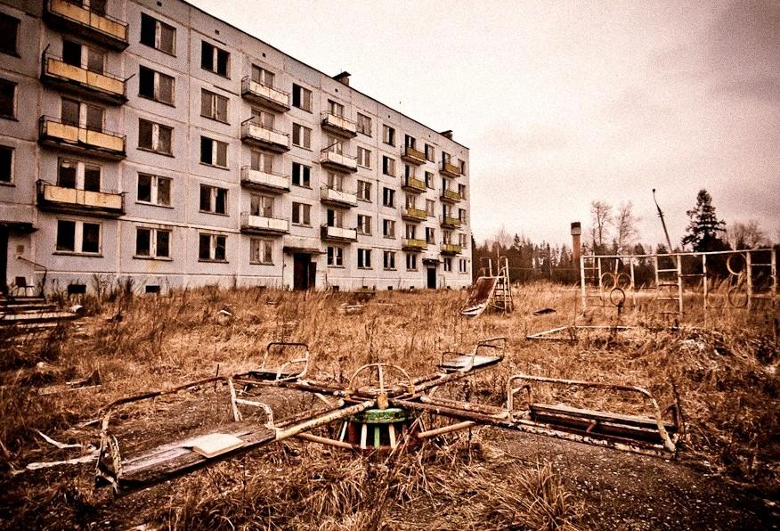 В Латвии стало на 118 поселков меньше