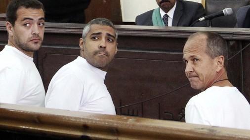 Египет депортирует Петериса Гресте