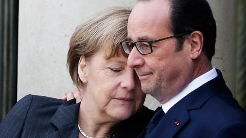 План Меркель-Олланда подразумевает высокую степень автономии для Донбасса