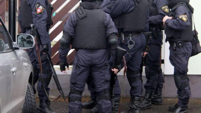 Для полиции Латвии куплены 1000 бронежилетов