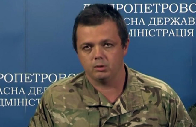 Командир батальона «Донбасс» контужен в ходе операции в Углегорске