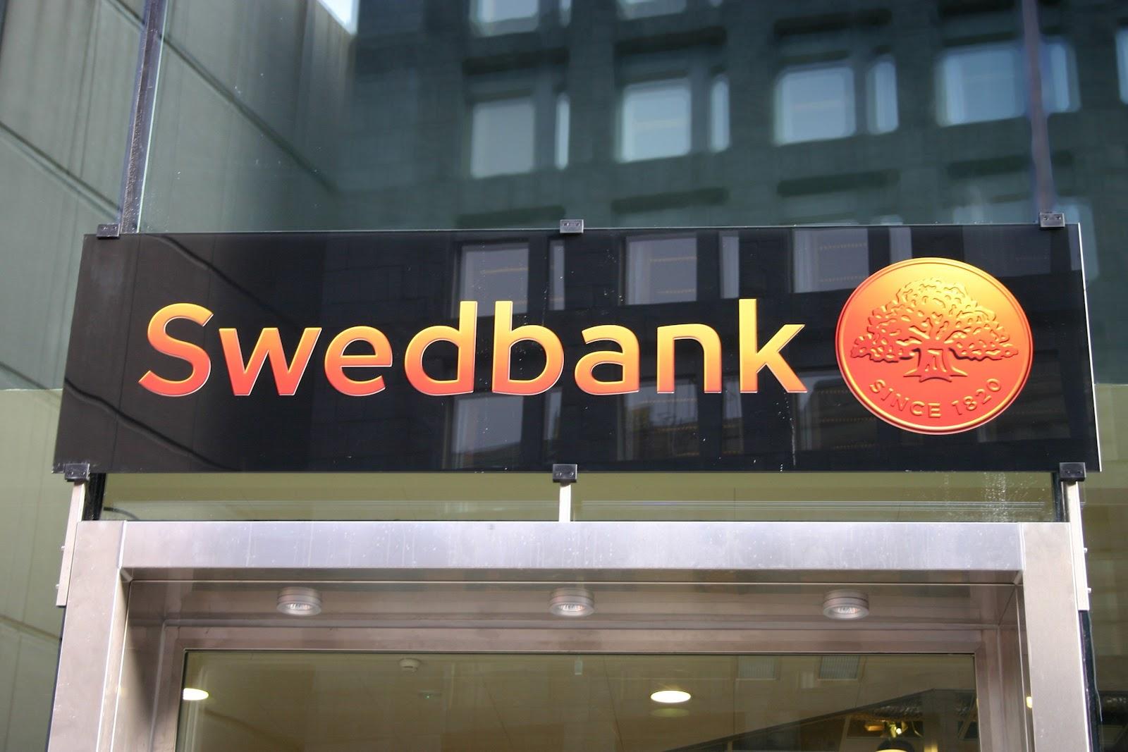Прибыль Swedbank в Латвии в прошлом году составила 113 млн евро